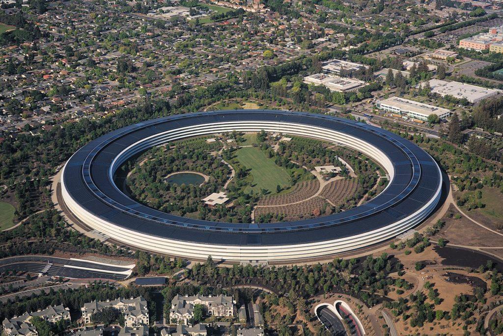 Apple Park, la impresionante sede de Apple - Apple Park Portada