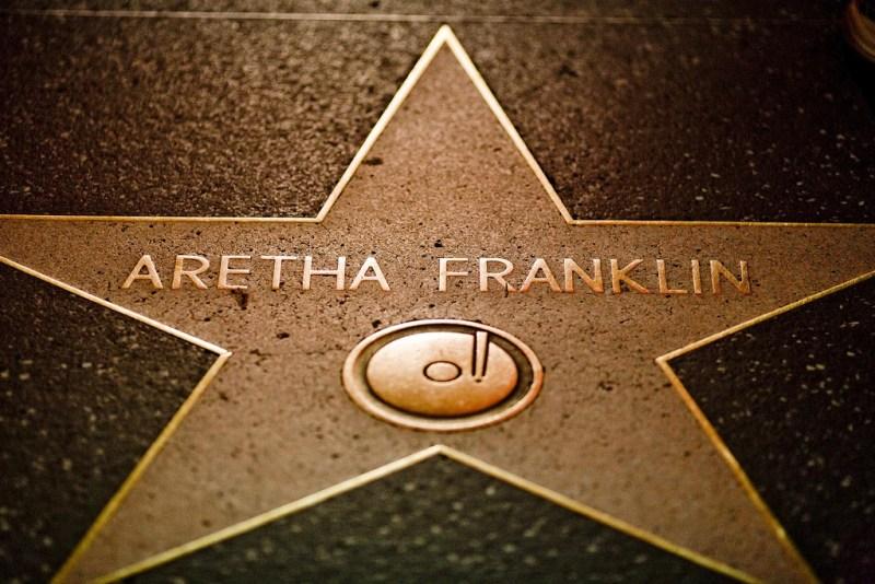10 cosas que no sabías sobre Aretha Franklin - arethafranklin_halloffame