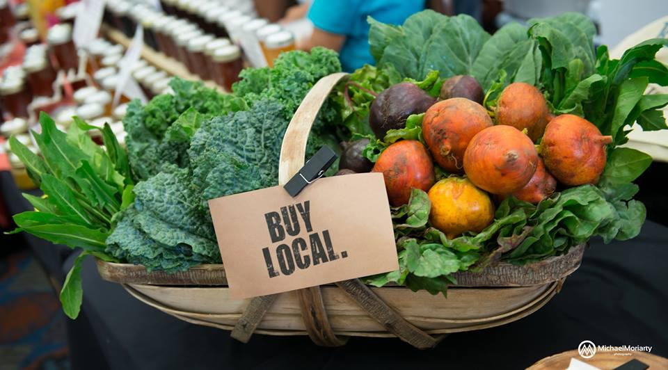 Tips para llevar una vida más sustentable - Compra productos locales, buy local. Tips para llevar una vida más sustentable.