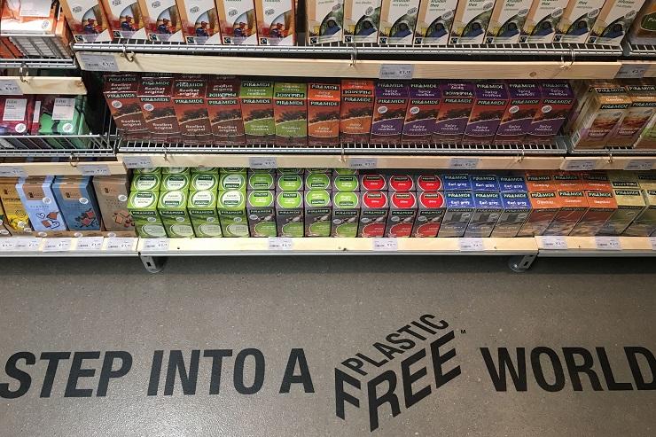Ekoplaza, el primer supermercado en el mundo en crear un pasillo libre de plástico - ekoplaza-el-primer-supermercado-en-el-mundo-en-crear-un-pasillo-libre-de-plastico-ekoplaza-plastic-free-supermarket-aisle