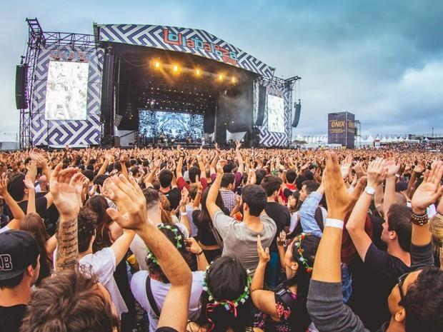 Hoy se inaugura el festival de música Lollapalooza - Festival Lollapalooza Portada