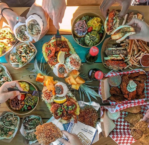 Los mejores festivales de comida alrededor del mundo - festivales de comida portada