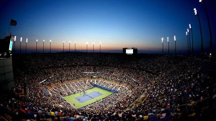 Fun facts del US Open - Fun facts del US Open. Partidos de noche en el US Open