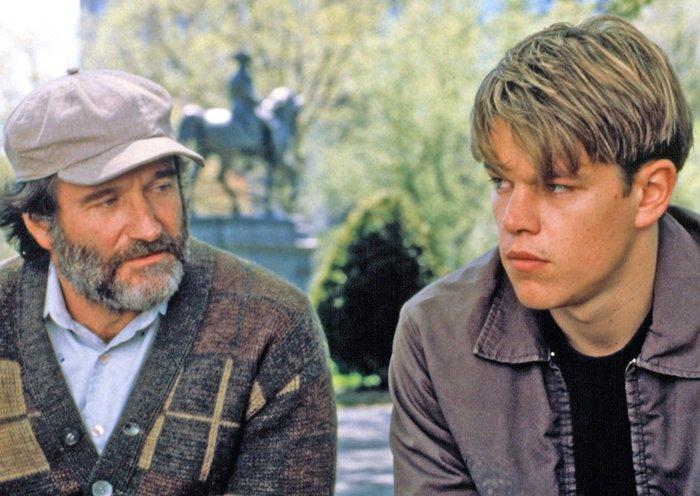 11 increíbles películas que se estrenaron hace más de 20 años - good-will-hunting