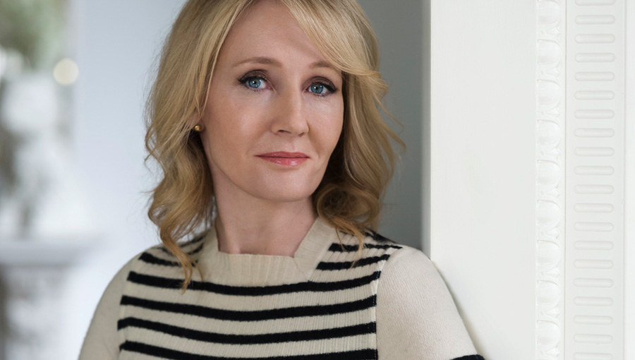 Fun facts sobre J. K. Rowling - JK Rowling portada