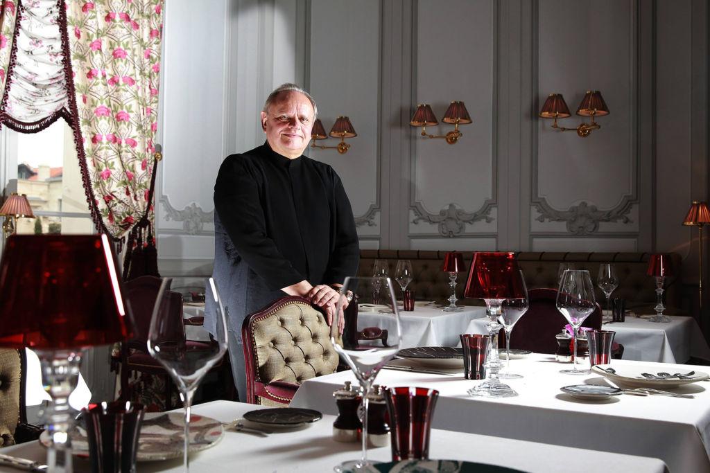 Nos despedimos de Joël Robuchon, el chef con más estrellas Michelin de la historia - Joël Robuchon Portada