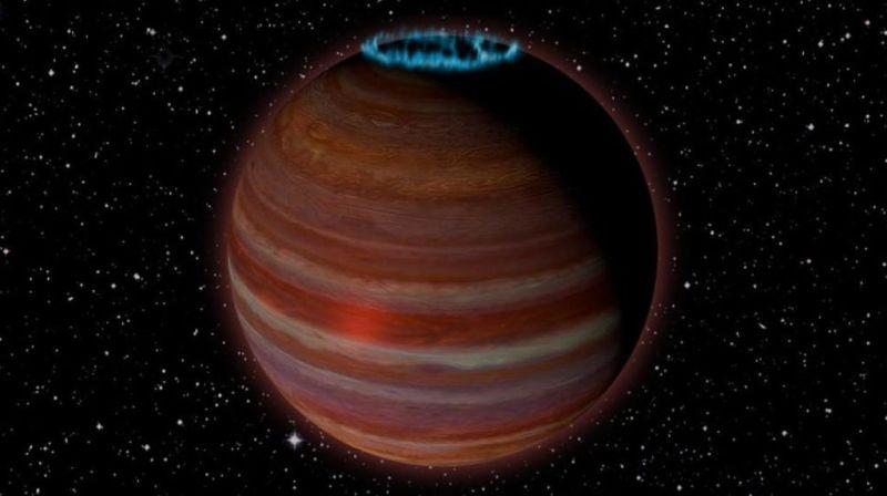 Descubren un nuevo planeta que viaja por el espacio - nuevo-planeta