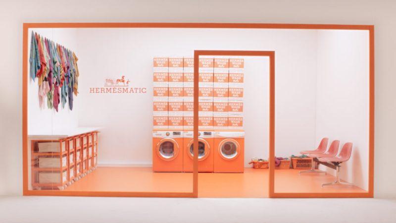 Las pop-up stores más cool de la temporada - pop-up-stores-hermesmatic