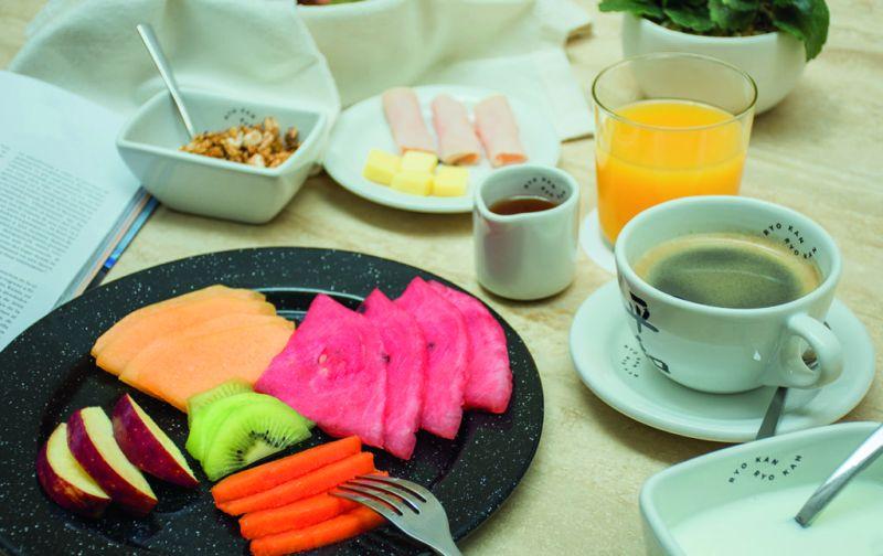 Ryo Kan - ryo-kan-desayuno-hotel-japones-fruta-healthy