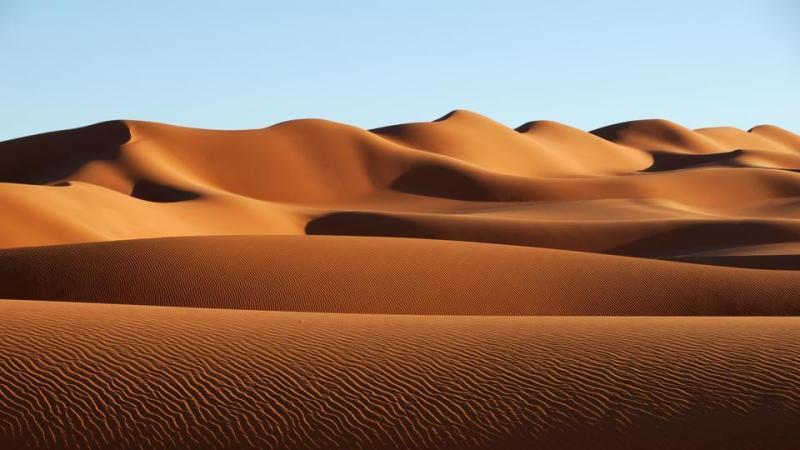 Sahara Railway: el ferrocarril con el trayecto más extremo del mundo - sahara-railway-2