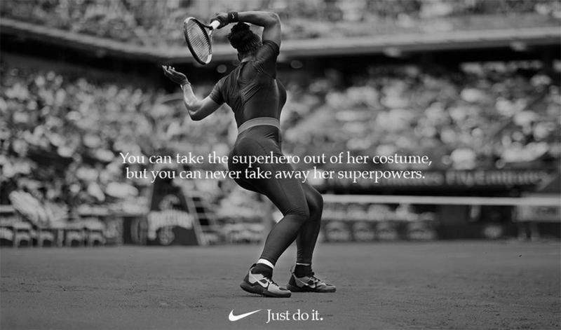 Serena Williams y Nike transforman las reglas del juego - serena-williams-2