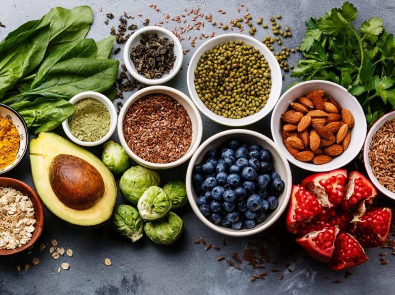 La importancia de hacer un detox - superfoods-beneficios-de-una-dieta-detox