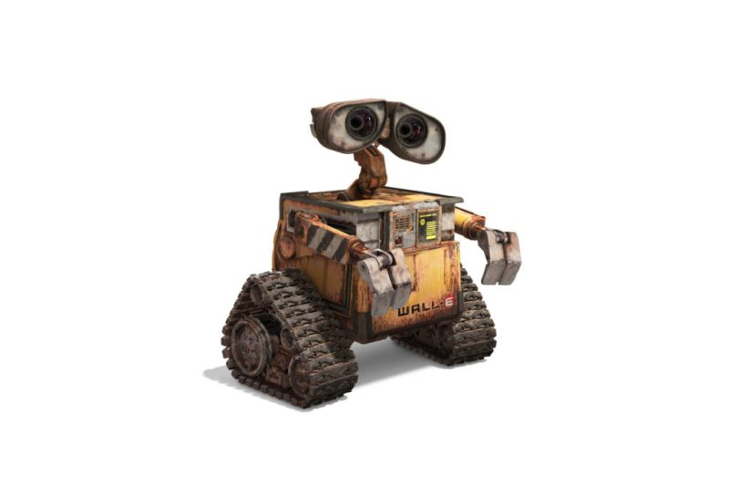 10 datos interesantes sobre Walt Disney - wall-e