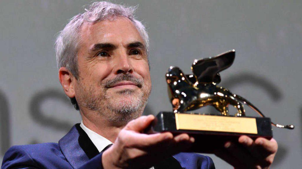 Alfonso Cuarón ganó el León de Oro en el Festival de Cine de Venecia - 1. León de Oro a Alfonso Cuarón