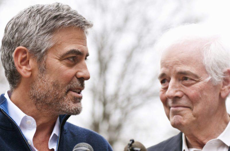 Datos curiosos sobre George Clooney - 1-papa-de-george-clooney