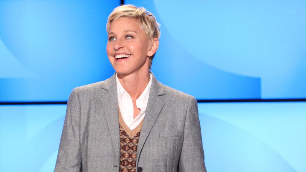 10 cosas que no sabías sobre Ellen DeGeneres - 10 cosas que no sabias sobre Ellen DeGeneres portada
