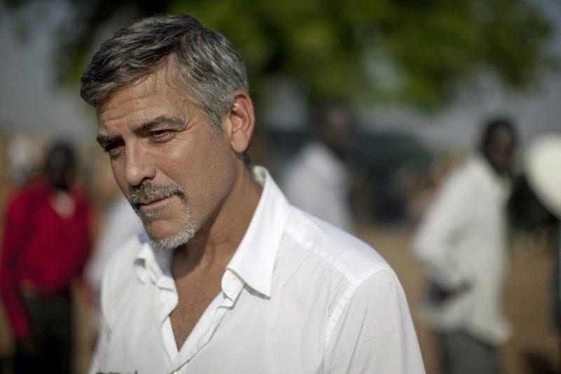 Datos curiosos sobre George Clooney - 5-george-clooney-malaria