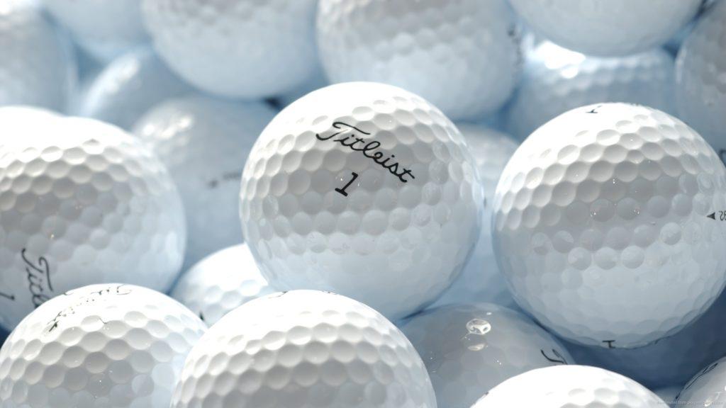 Datos curiosos sobre el golf - 600 millones de dólares en bolas de golf