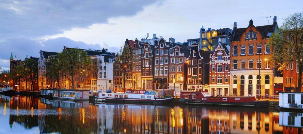 Guía para visitar Ámsterdam - Ámsterdam portada