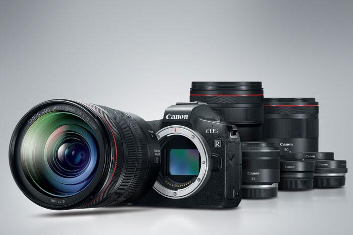 Canon lanza su nueva cámara EOS R full-frame mirrorless - Canon lanza su nueva cámara EOS R Full Frame Mirrorless 3 portada