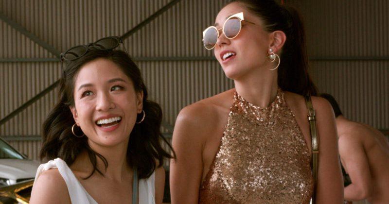 Crazy Rich Asians, la comedia romántica que lidera las taquillas estadounidenses - crazy-rich-asians-2