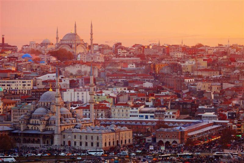 Guía para visitar Estambul - estambul-como-llegar_