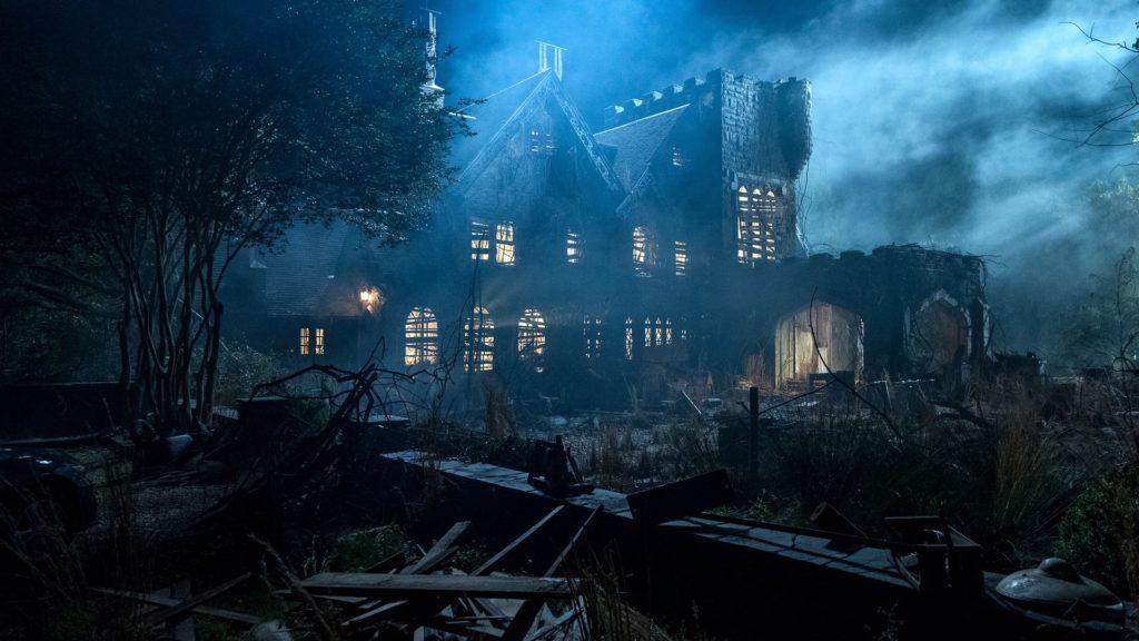 Estrenos de Netflix en octubre - Estrenos de Netflix en octubre The Haunting on Hill House portada