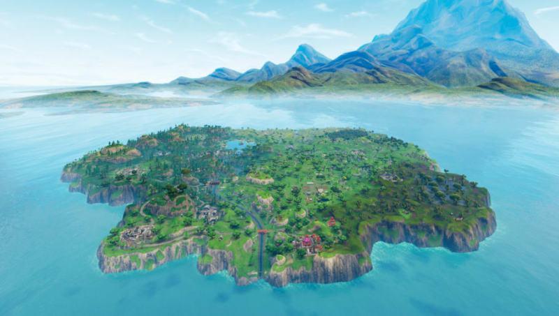 Llega la sexta temporada de Fortnite - fortnite_isla