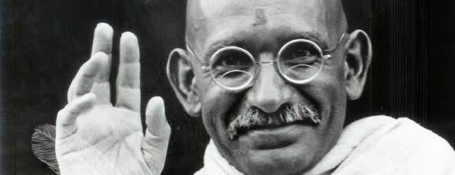 10 lecciones de vida para ser feliz según Mahatma Gandhi - Gandhi_PORTADA