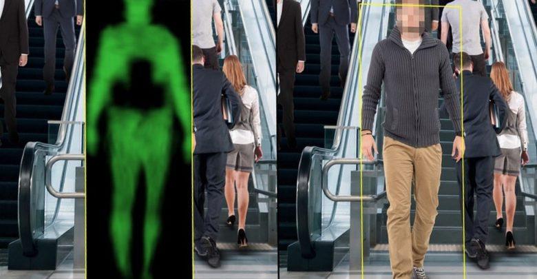 El metro de Los Ángeles es el primero en incorporar un sistema de scanners corporales - metroscanner_screening
