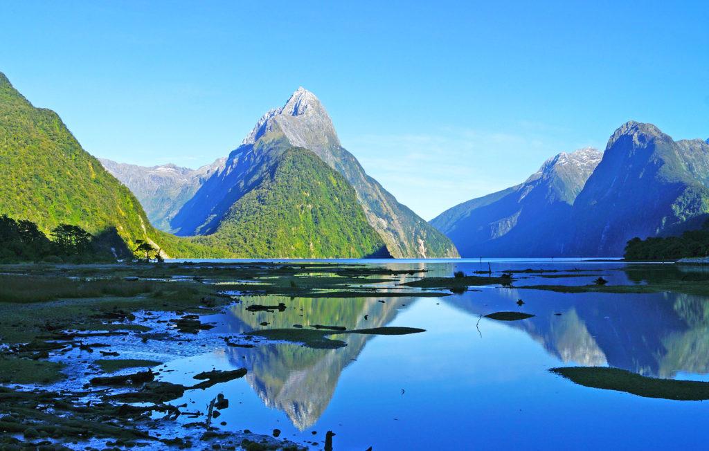 Milford Sound, la octava maravilla del mundo - milford sound portada