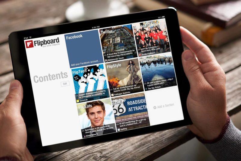 Las 7 mejores apps para enterarte de las noticias - noticias_flipboard