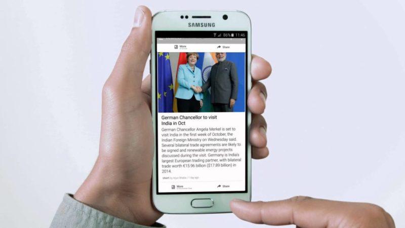 Las 7 mejores apps para enterarte de las noticias - noticias_inshorts