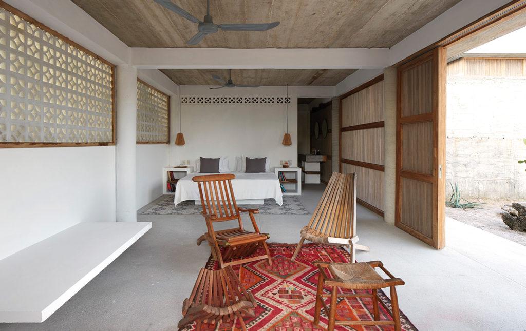 BAAQ' - PORTADA arquitectura casa moderna interiorismo cama
