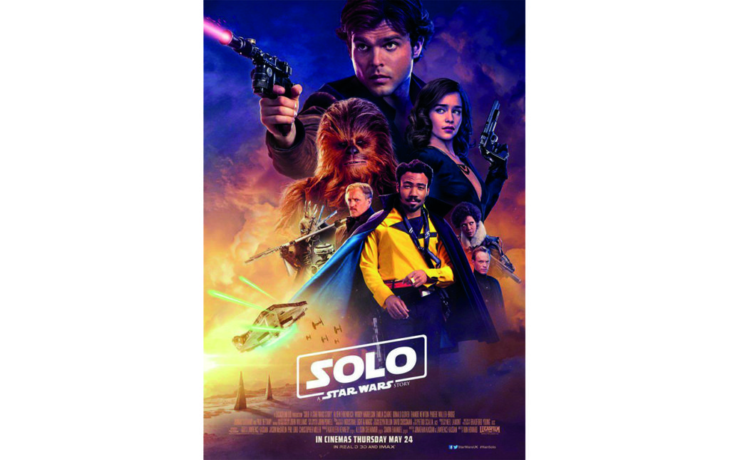 Trending Now - SOLO-A Star Wars Story