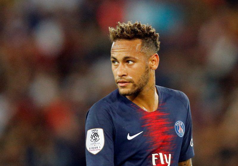 Top 10 de los deportistas mejor pagados en el 2018 - 6-neymar