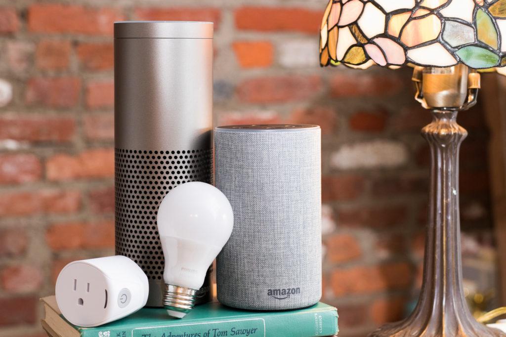 Los nuevos productos de Amazon para una casa inteligente - amazon productos portada