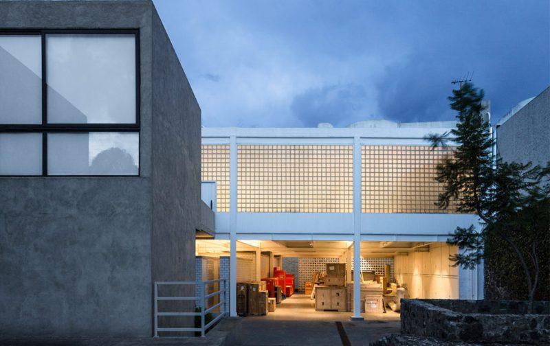 Instituto Alumnos, un espacio dedicado a la educación artística - arquitectura-casa-edificio-moderno-construccion