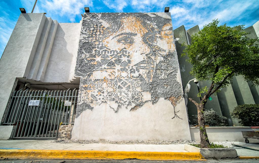 La revolución del arte urbano - arte calle edificio pintura coidad
