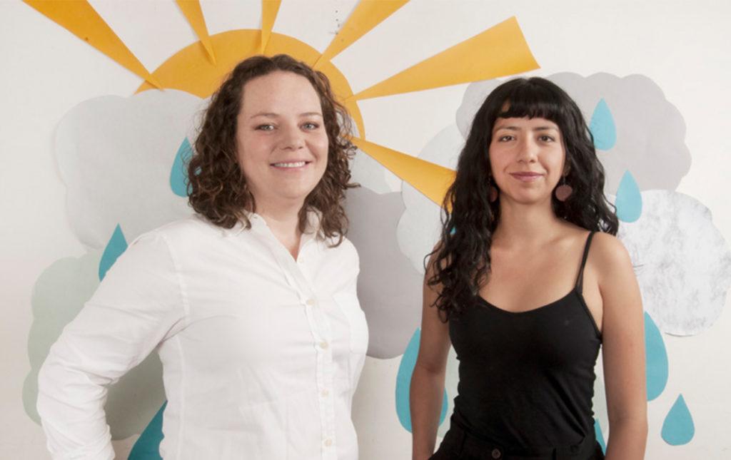Isla Urbana revoluciona la captación de lluvia - artistas pintura mujeres arte