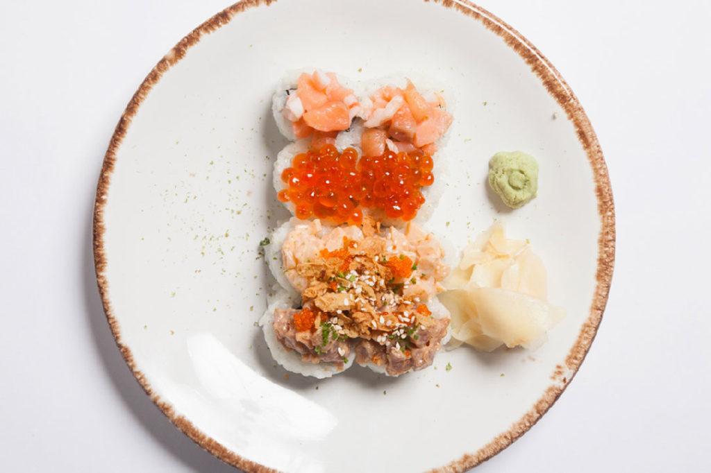 Las 7 mejores barras de sushi en la CDMX - BarraSushi_PORTADA_ KuraIzakaya