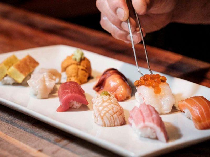 Las 7 mejores barras de sushi en la CDMX - barrasushi_rokai