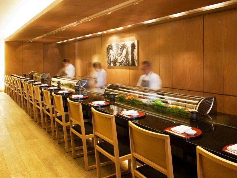 Las 7 mejores barras de sushi en la CDMX - barrasushi_yoshimi