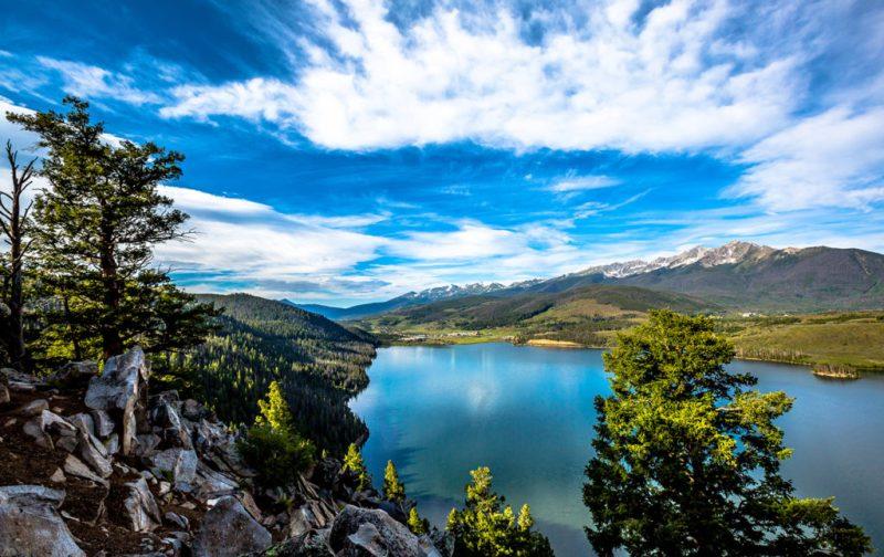 Breckenridge, una aventura más allá del esquí - breckenridge-lago-paisaje-naturaleza