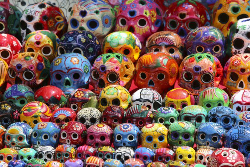 Calavera, la edición limitada de Tequila Cuervo Tradicional - calaveras-dia-de-muertos