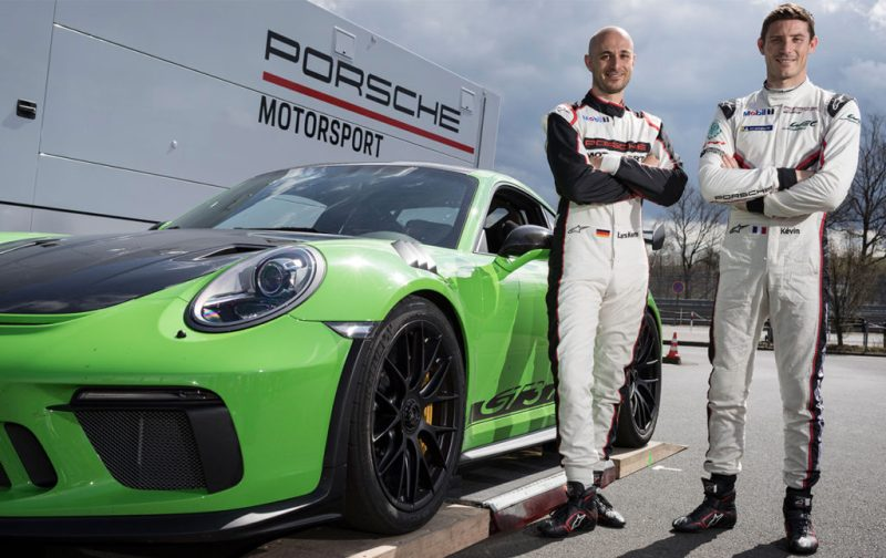 El Porsche 911 GT3 RS, una referencia para los automóviles deportivos - carreras-autos-deportivos-porsche