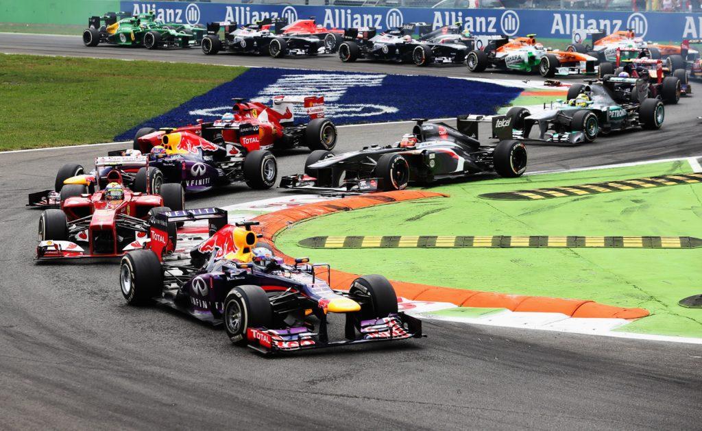 Los circuitos más difíciles en la historia de la F1 - F1 Monzq