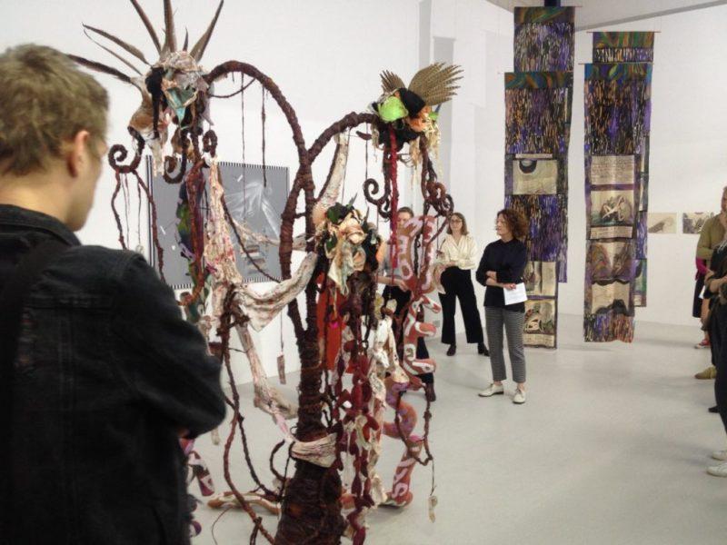 Los artistas más emocionantes de Frieze Art Fair Londres - frieze_athena-papadopoulus