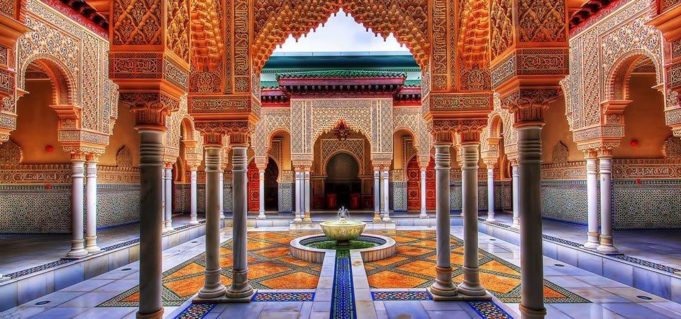 Guía para visitar Marrakech - guía marrakech portada