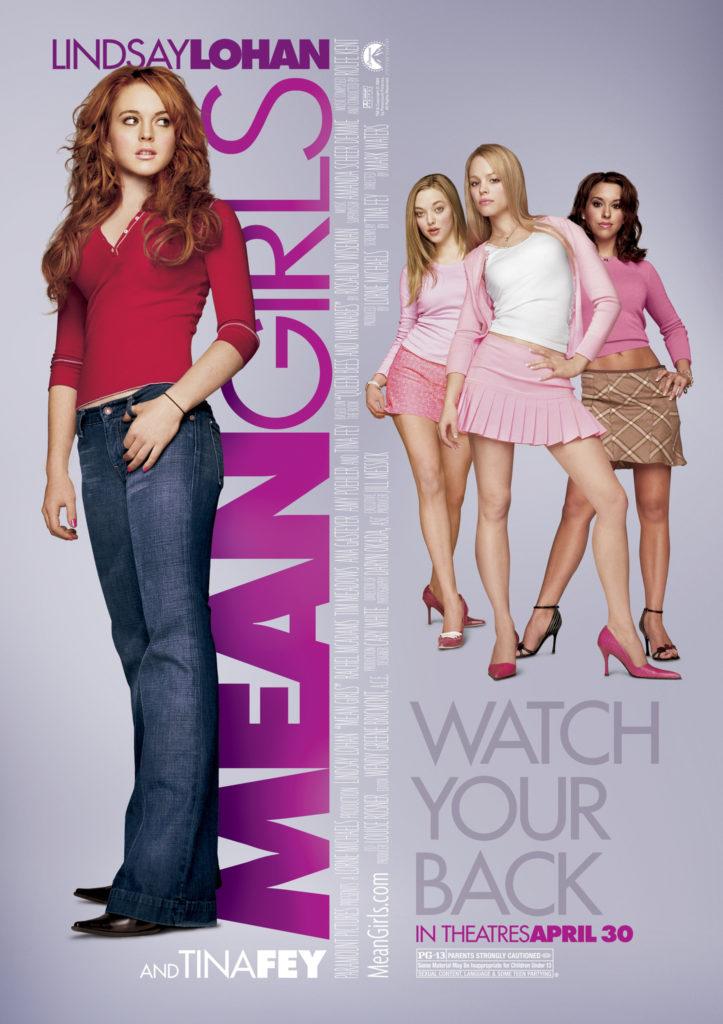 Descubre 10 cosas que probablemente no sabías sobre la película Mean Girls - mean-girls-10